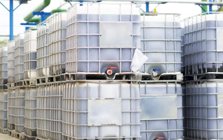 IBC reconditioned